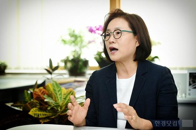 박 교수는 오는 7월31일~8월6일 대전에서 열리는 세계가정학대회 조직위원장을 맡았다. / 최혁 기자