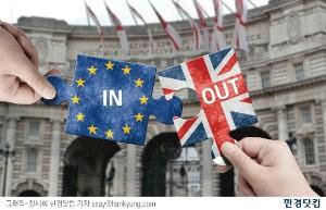 현실화된 브렉시트. 영국이 43년 만에 EU에서 탈퇴한다. / 장세희 기자