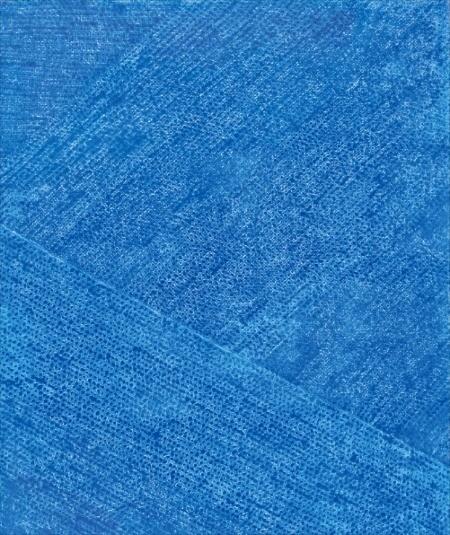 오는 28일 열리는 K옥션 여름경매에 추정가 45억~60억으로 출품된 김환기의 1972년작 '무제'.