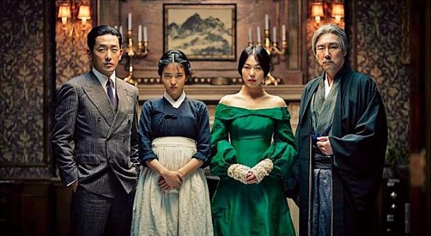 지난 1일 개봉한 박찬욱 감독의 영화 '아가씨'.