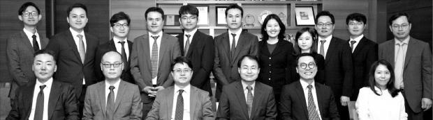 법무법인 세종의 IT전문팀. 법무법인 세종 제공