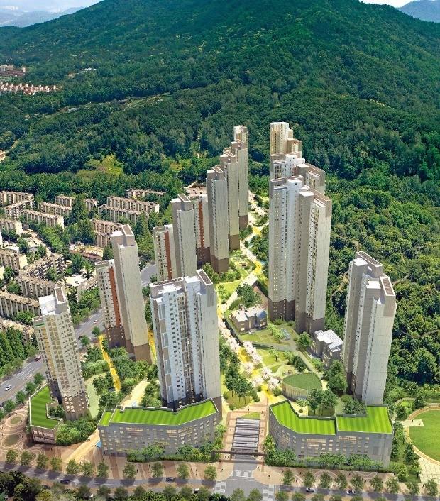 서울 개포주공3단지재건축정비사업조합View