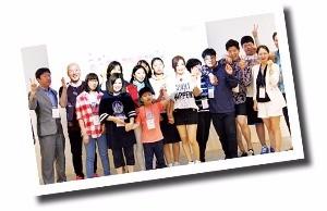 조아제약 장애아동 창작지원 사업 '프로젝트 A'의 멘토·멘티들