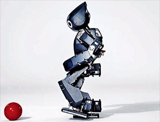 경기과학기술진흥원은 성균관대, 美 UCLA 등과 지능형 로봇 개발을 추진하고 있다. 경기과학기술진흥원  제공