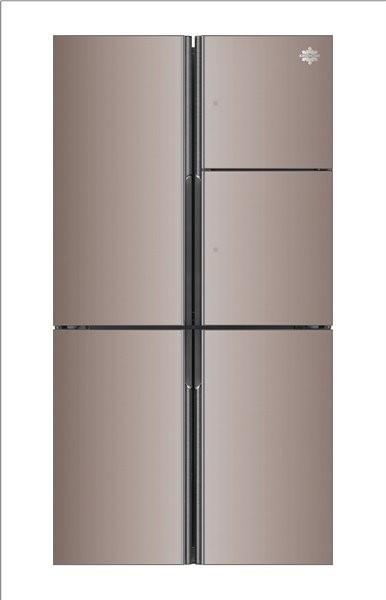 대유위니아의 4룸 프리미엄 냉장고 프라우드 / 제공 대유위니아