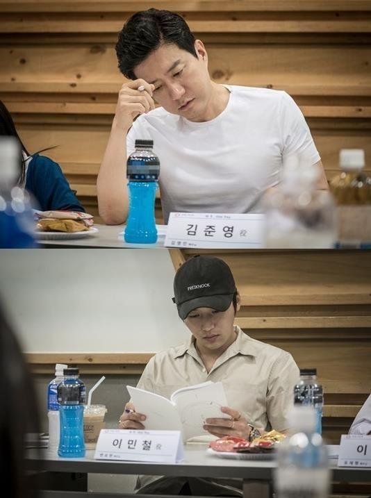 영화 '하루' 김명민 변요한