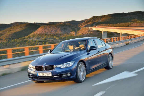 BMW 3시리즈.