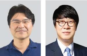 박성진 연구원(좌)·최정우 교수(우)