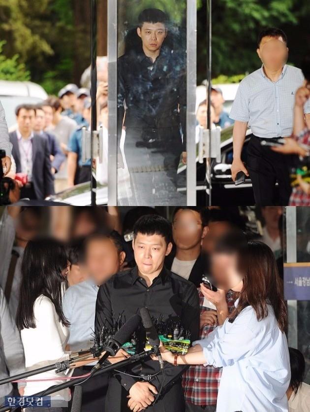 박유천 성폭행 혐의 무혐의 검토 /사진=한경DB