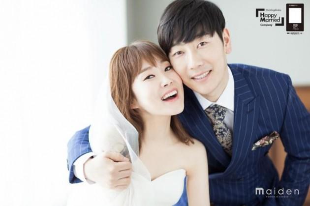 박슬기 결혼 /사진=해피메리드컴퍼니, 메이든스튜디오 제공