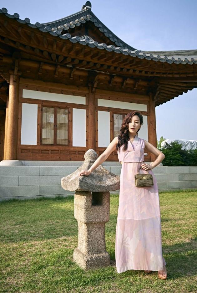 민송아 더고은생활한복 /사진=티밥미디어