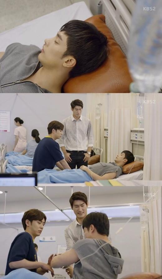'아이가 다섯' 성훈 /사진=KBS 2TV '아이가 다섯' 방송화면