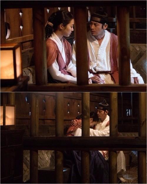 '옥중화' 고수, 진세연/사진=김종학프로덕션