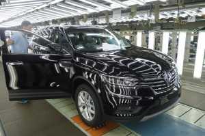 르노삼성 부산공장은 'QM6' 수출용 생산 박차…싼타페·쏘렌토 기다려!