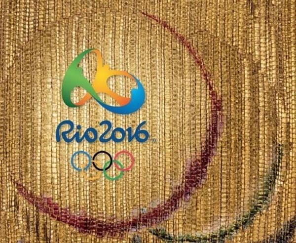 리우 올림픽 로고. 사진=리우 올림픽 페이스북
