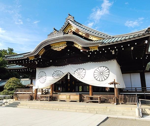 일본 야스쿠니 신사. 사진=야스쿠니 신사 홈페이지