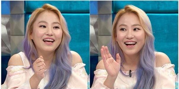 MBC '라디오스타'에 출연한 어반자카파의 조현아 / MBC 라디오스타 캡처