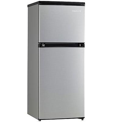 대유위니아는 소형 냉장고에까지 고급강인 VCM강판을 적용하면서 소비자 만족도를 높이고 있다. 사진은 대유위니아 2016년형 프라우드S 냉장고 93L 실버. / 제공 대유위니아