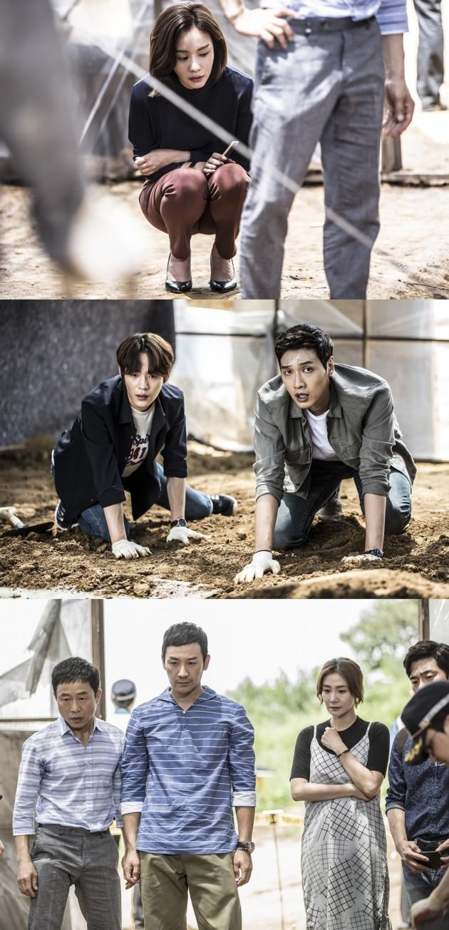 '원티드' SBS
