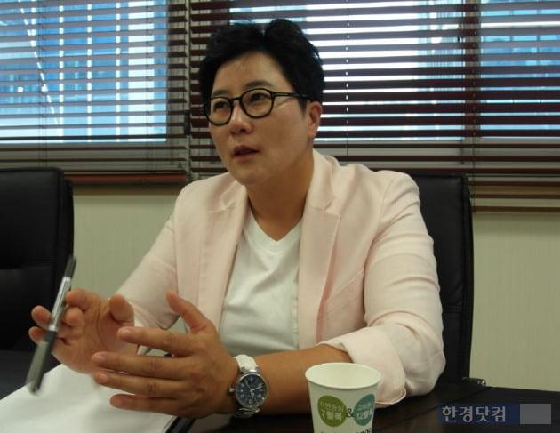김경희 가함 부사장(사진 김하나 기자)
