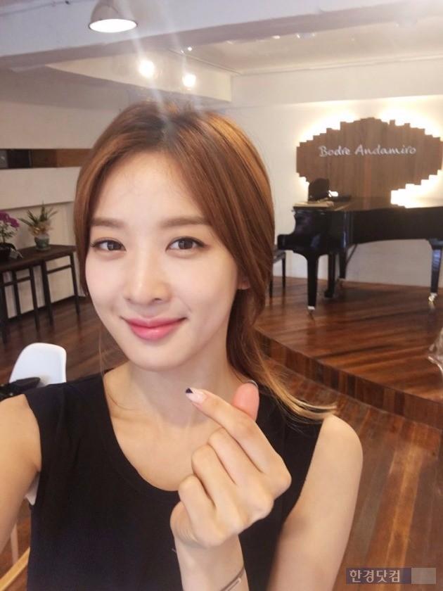 '운빨로맨스' 이청아 /김예랑