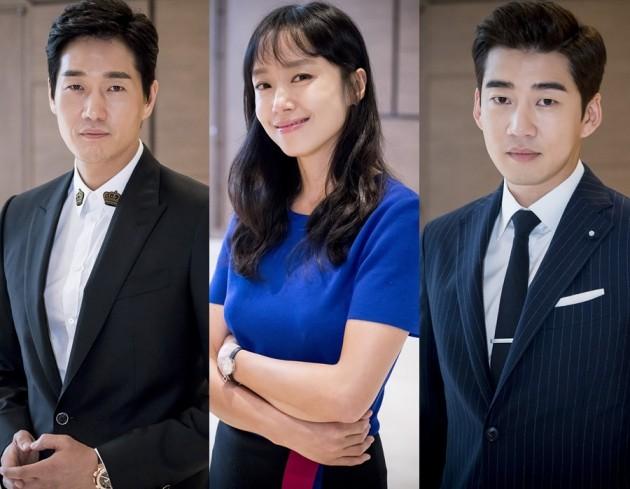 '굿와이프' 전도연 유지태 윤계상 /사진=tvN 제공