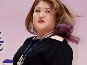 개그우먼 이국주, '코미디빅리그' 녹화 중 사고…게임하다 '털썩'