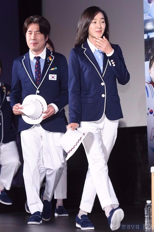 '국가대표2' 수애 오달수 /사진=최혁 기자