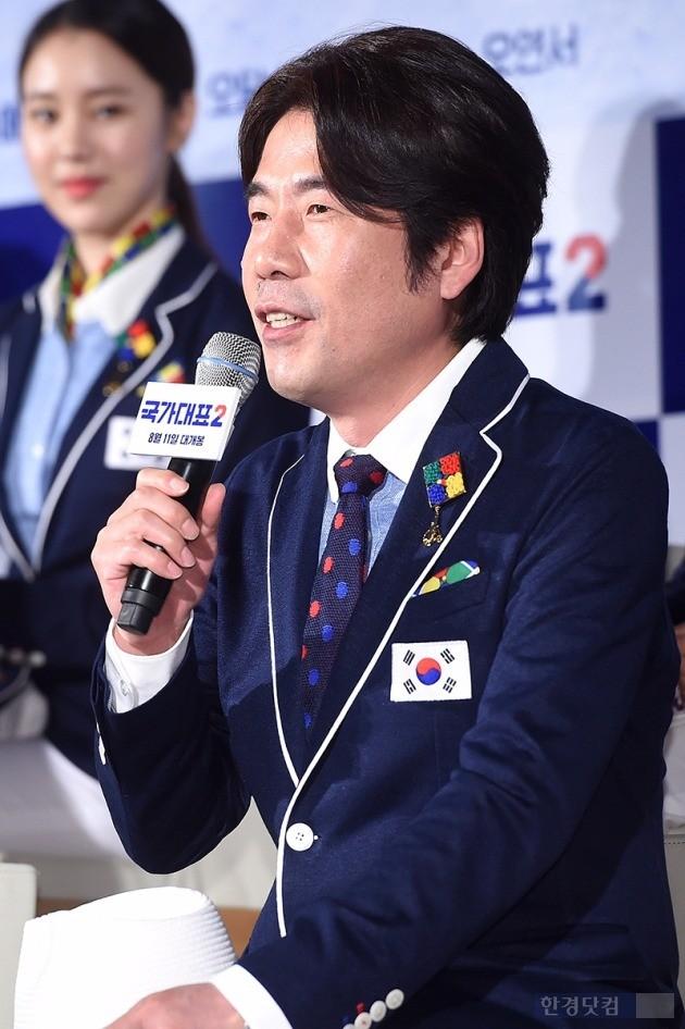 영화 '국가대표2' 오달수 /사진=최혁 기자
