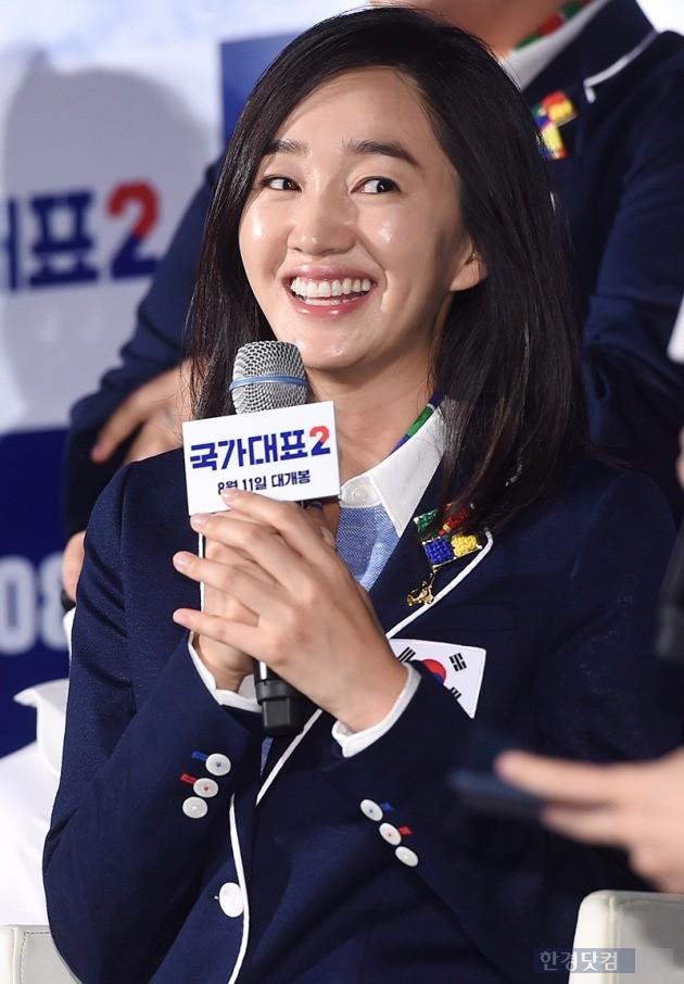 영화 '국가대표2' 수애 /사진 최혁 기자