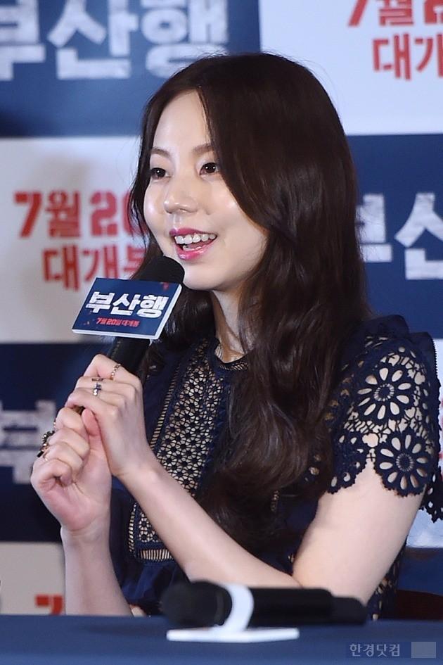 '부산행' 안소희 / 사진 = 최혁 기자