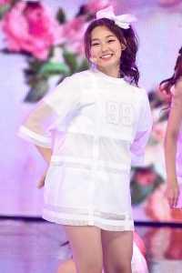 [HEI포토] 구구단 미나, '세상 가장 행복한 미소~'