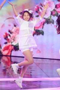 [HEI포토] 구구단 미나, '날아갈 듯 행복한 미소~'