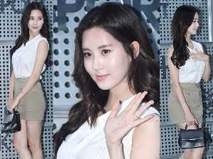 [PHOTOPIC] 서현, '소녀시대 막내는 저멀리 어엿한 숙녀로'