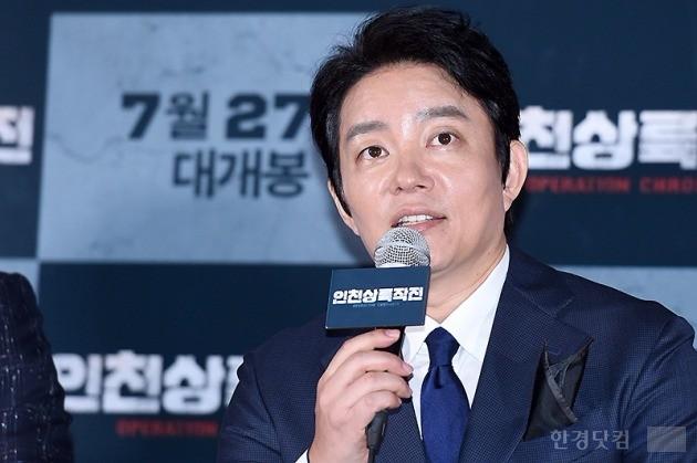 '인천상륙작전' 이범수 /사진=변성현 기자
