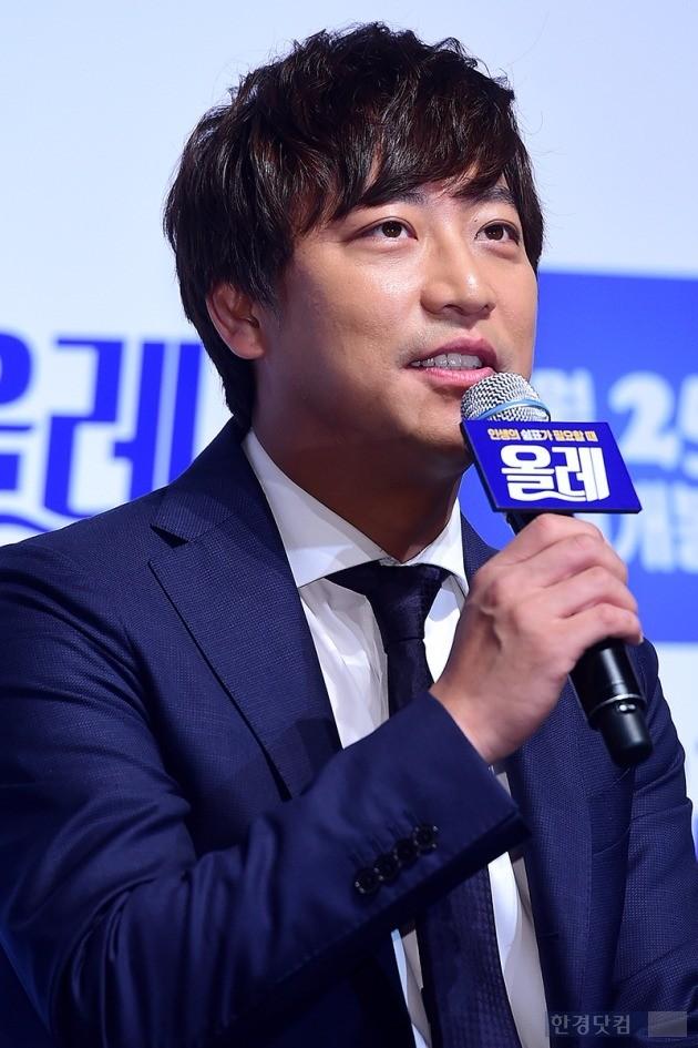 영화 '올레' 오만석 /사진=최혁 기자