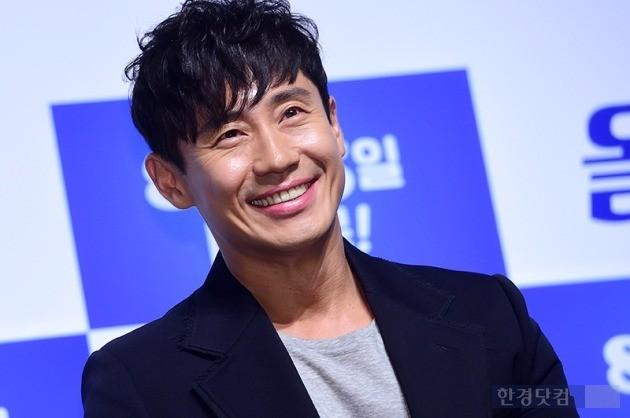 영화 '올레' 신하균 /사진=최혁 기자