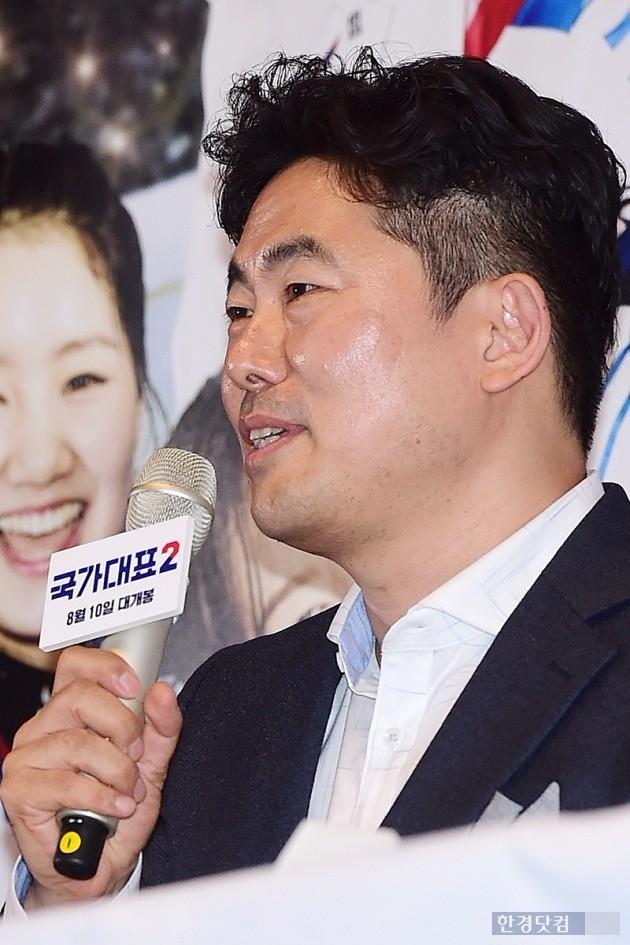'국가대표2' 김종현 감독 / 사진 = 최혁 기자