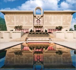 임페리얼 스프링스 킹골드 박물관. 국보급을 포함해 3000점 이상의 유물이 있다. 임페리얼 스프링스 제공