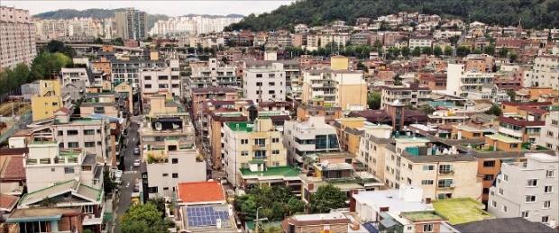 서울 마포구 연남동 전경. 한경DB