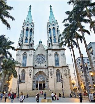 상파울루 메트로폴리카나 대성당