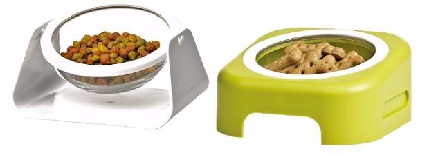 삼광글라스가 내놓은 내열강화유리로 제조한 반려동물용품 전문 브랜드 오펫('O'Pet).