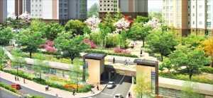 분당 생활권, 광주 오포 대단지 아파트…분당 전세가 수준 일반분양