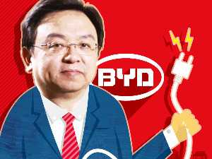 [Global CEO & Issue focus] 중국 BYD 왕촨푸 회장, 테슬라보다 전기자동차 많이 팔았다