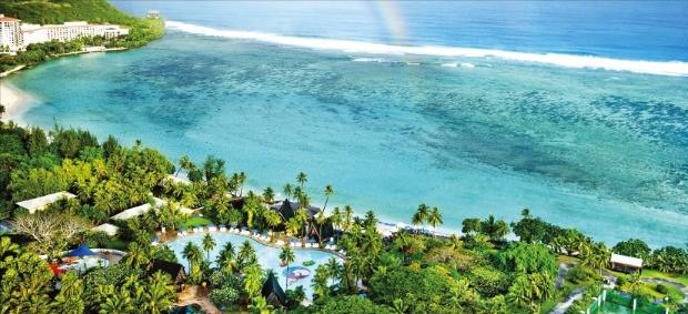 자녀와 함께 찾는 여행지 1위 괌