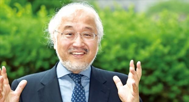 """후지모토 다카히로 도쿄대 교수는 """"도요타자동차는 실패에서 끊임없이 개선점을 찾아 세계 1위로 올라설 수 있었다""""고 분석했다. 허문찬 기자 sweat@hankyung.com"""