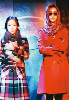 두산아트센터가 제작한 연극 '목란언니'.