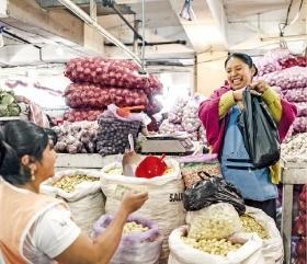 키토 현지인의 생생한 삶을 만날 수 있는 시장