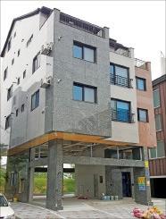 충남 천안시 행정타운 신축 상가주택