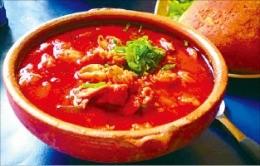 밀레니엄 서울힐튼의 볼리비아 음식